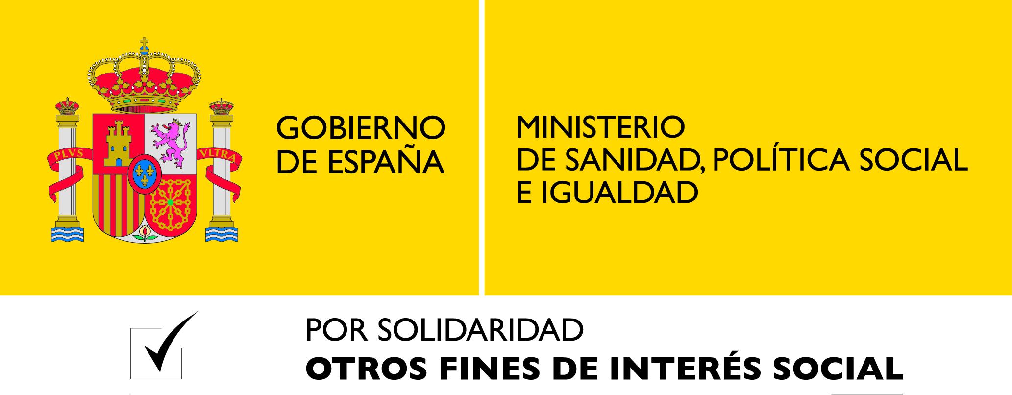 Sede de sevilla el tel fono de la esperanza es una ong for Gobierno de espana ministerio del interior
